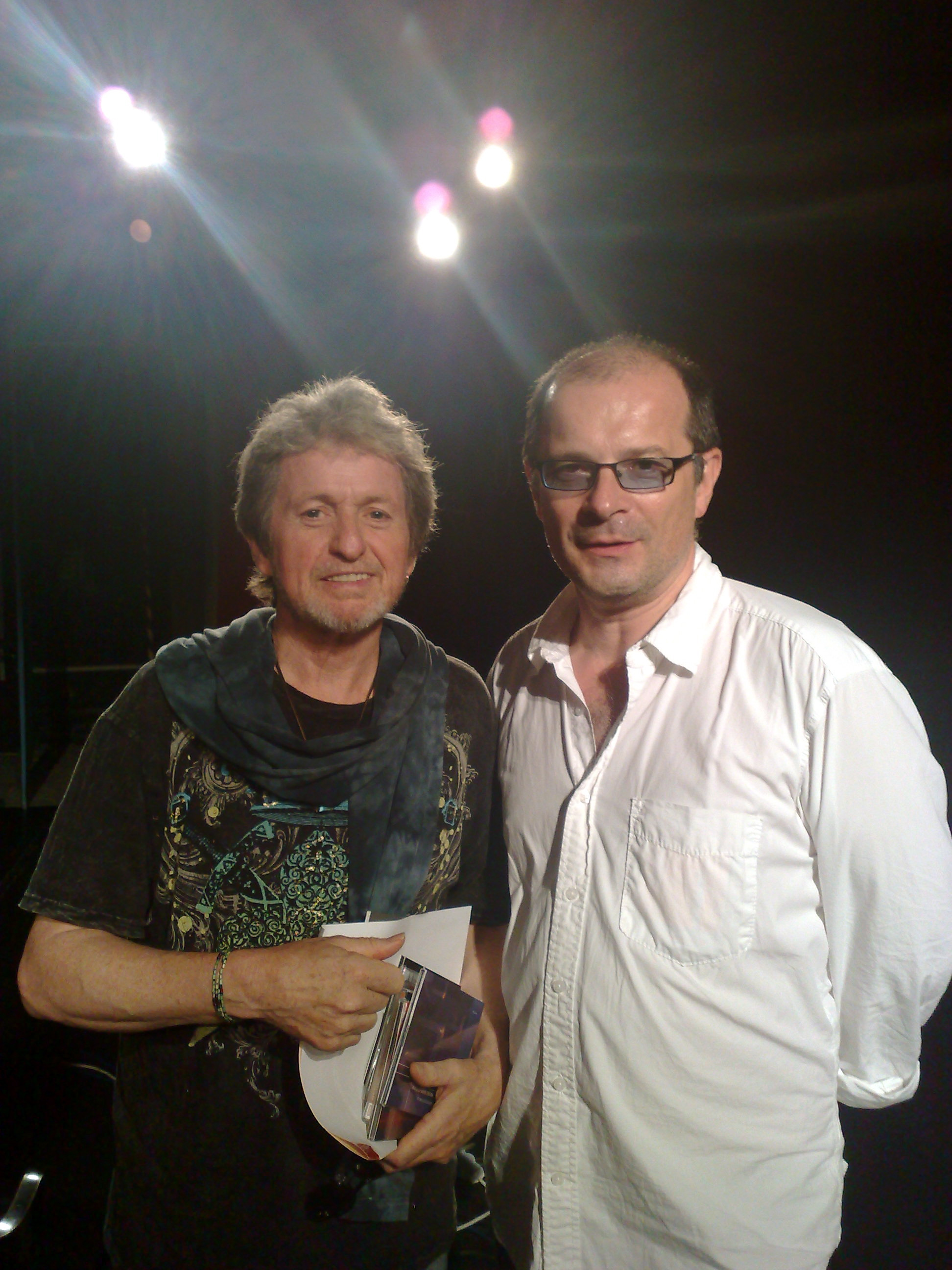 with Jon Anderson